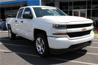 2018 Silverado 1500 Double Cab 4x4,  Pickup #LT168175 - photo 3