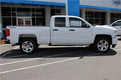 2018 Silverado 1500 Double Cab 4x4,  Pickup #LT168175 - photo 6
