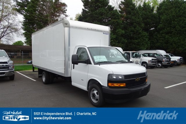 2020 Chevrolet Express 3500 4x2, Rockport Cutaway Van #M001981 - photo 1