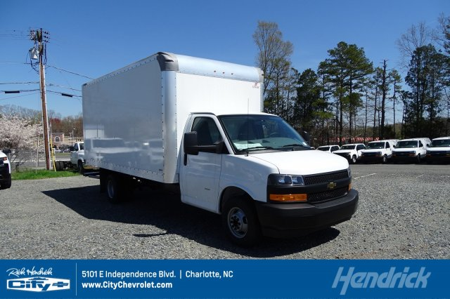2019 Express 3500 4x2,  Supreme Cutaway Van #M004380 - photo 1