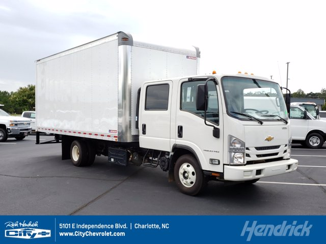 2020 Chevrolet LCF 4500HD Crew Cab 4x2, Morgan Dry Freight #M010114 - photo 1