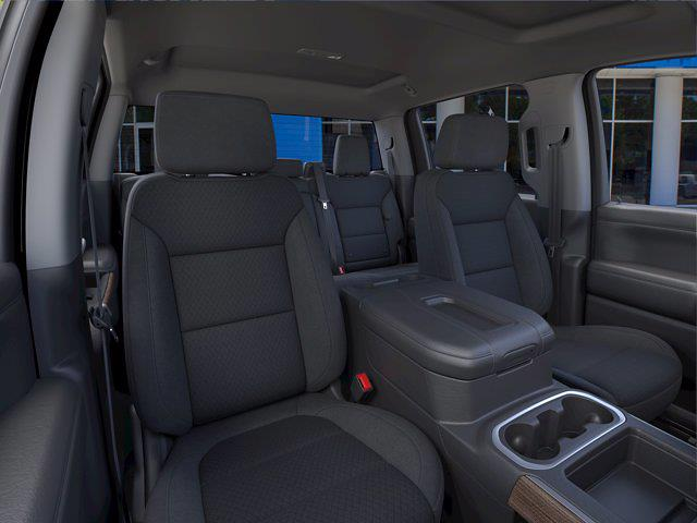 2021 Chevrolet Silverado 1500 Crew Cab 4x4, Pickup #M01228 - photo 13