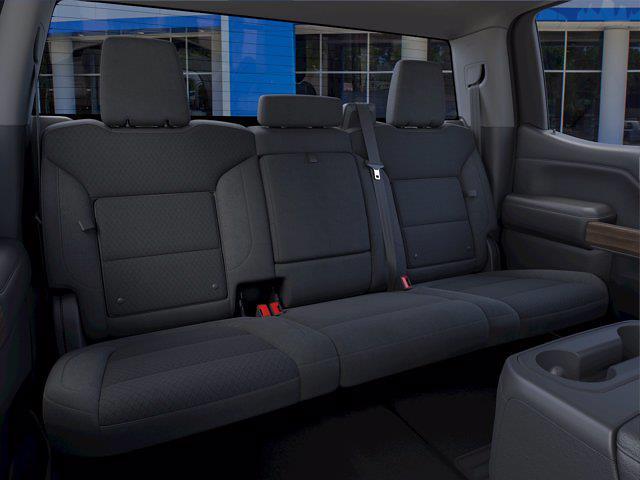 2021 Chevrolet Silverado 1500 Crew Cab 4x4, Pickup #M01228 - photo 14