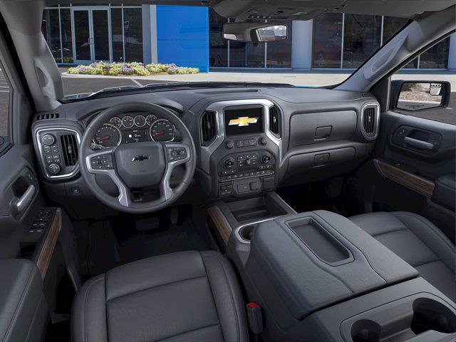 2021 Chevrolet Silverado 1500 Crew Cab 4x4, Pickup #M03385 - photo 12