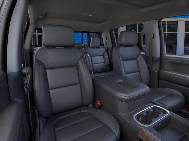 2021 Chevrolet Silverado 1500 Crew Cab 4x4, Pickup #M03385 - photo 13