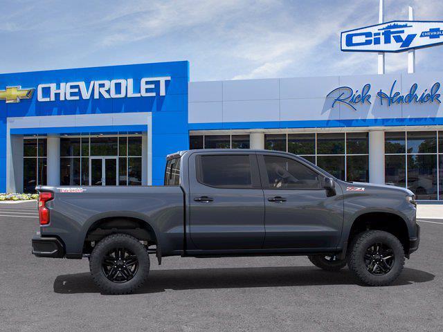 2021 Chevrolet Silverado 1500 Crew Cab 4x4, Pickup #M03385 - photo 5