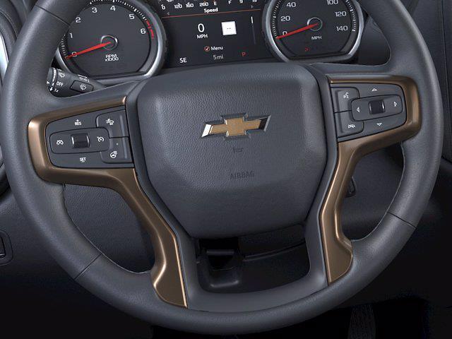 2021 Chevrolet Silverado 1500 Crew Cab 4x4, Pickup #M03464 - photo 16