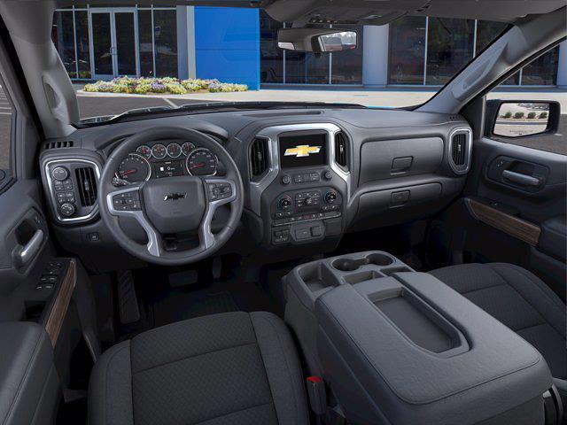 2021 Chevrolet Silverado 1500 Crew Cab 4x4, Pickup #M03753 - photo 12