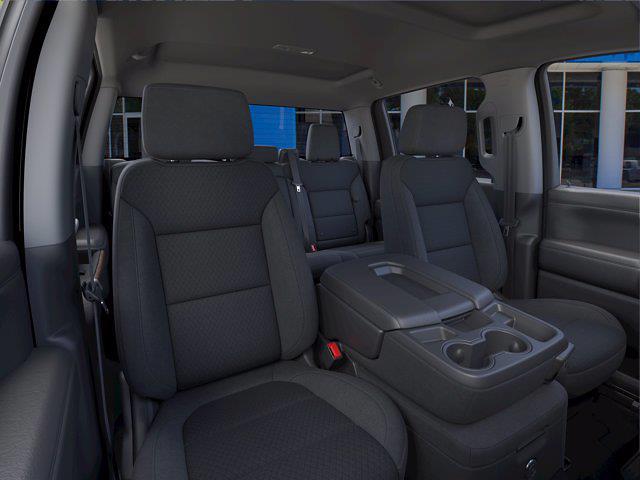 2021 Chevrolet Silverado 1500 Crew Cab 4x4, Pickup #M03753 - photo 13
