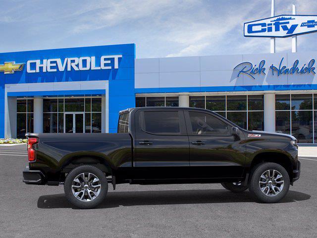2021 Chevrolet Silverado 1500 Crew Cab 4x4, Pickup #M03753 - photo 5