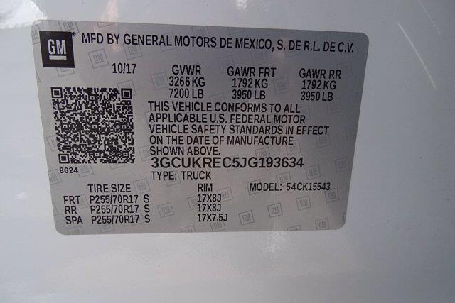 2018 Silverado 1500 Crew Cab 4x4,  Pickup #M03993A - photo 43
