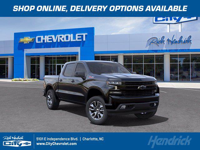 2021 Chevrolet Silverado 1500 Crew Cab 4x4, Pickup #M04743 - photo 1