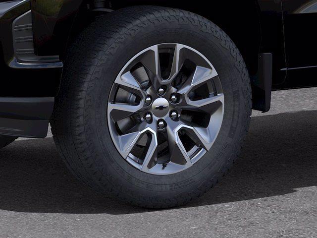 2021 Chevrolet Silverado 1500 Crew Cab 4x4, Pickup #M04743 - photo 7
