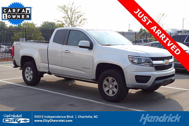 2016 Colorado Extended Cab 4x4,  Pickup #M07159A - photo 1