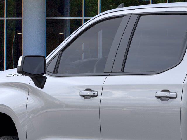 2021 Chevrolet Silverado 1500 4x4, Pickup #M09623 - photo 10