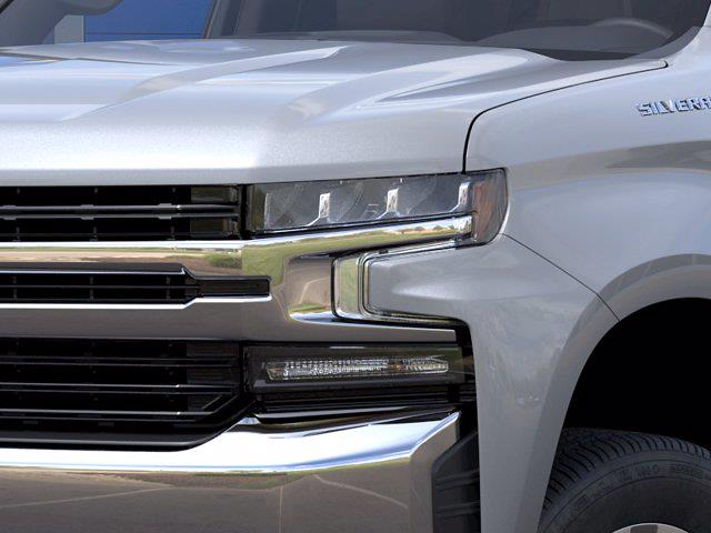 2021 Chevrolet Silverado 1500 4x4, Pickup #M09623 - photo 8