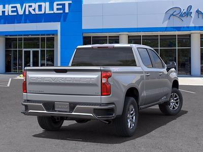 2021 Chevrolet Silverado 1500 4x4, Pickup #M09623 - photo 2