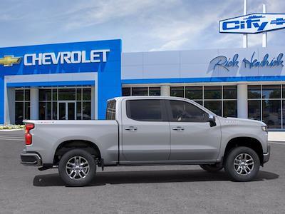 2021 Chevrolet Silverado 1500 4x4, Pickup #M09623 - photo 5