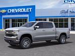2021 Chevrolet Silverado 1500 4x4, Pickup #M09623 - photo 3