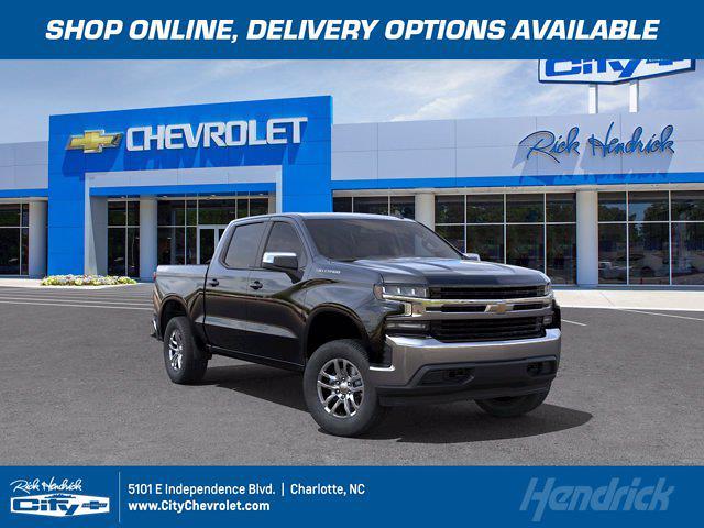 2021 Chevrolet Silverado 1500 4x4, Pickup #M10030 - photo 1