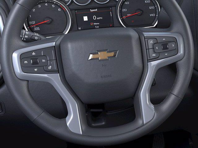 2021 Chevrolet Silverado 1500 4x4, Pickup #M10030 - photo 16
