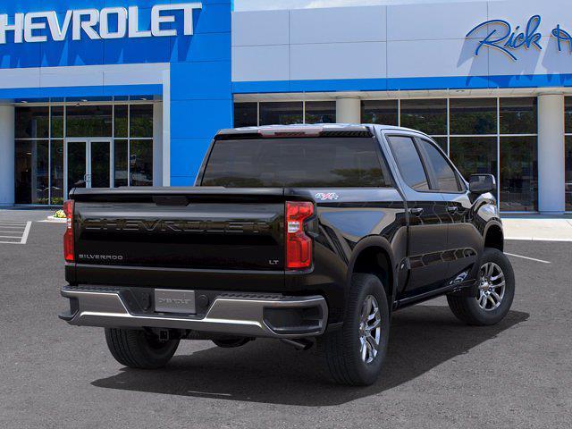 2021 Chevrolet Silverado 1500 4x4, Pickup #M10030 - photo 2