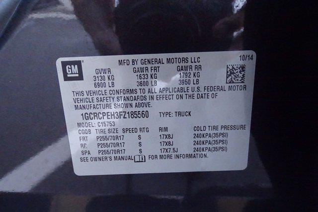 2015 Silverado 1500 Double Cab 4x2,  Pickup #M10030A - photo 42