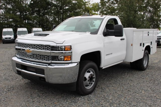 2019 Silverado 3500 Regular Cab DRW 4x2,  Knapheide Service Body #M100394 - photo 3