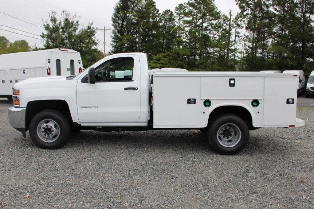 2019 Silverado 3500 Regular Cab DRW 4x2,  Knapheide Service Body #M100394 - photo 4