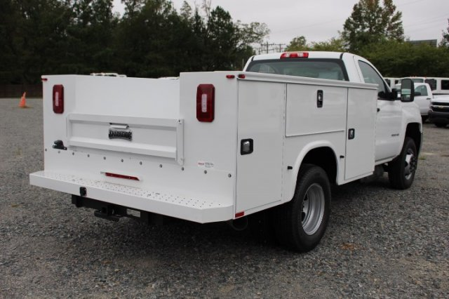 2019 Silverado 3500 Regular Cab DRW 4x2,  Knapheide Service Body #M100394 - photo 2