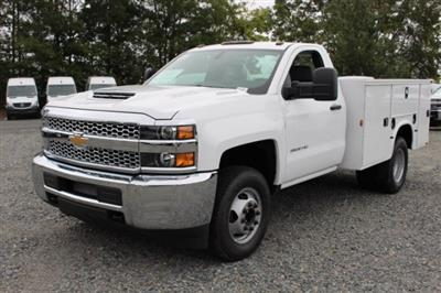 2019 Silverado 3500 Regular Cab DRW 4x2,  Knapheide Standard Service Body #M100394 - photo 3