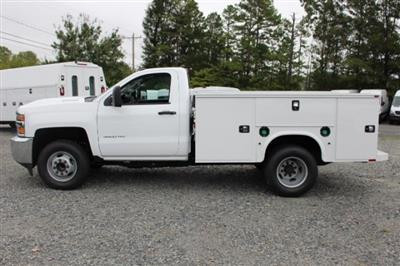 2019 Silverado 3500 Regular Cab DRW 4x2,  Knapheide Standard Service Body #M100394 - photo 4
