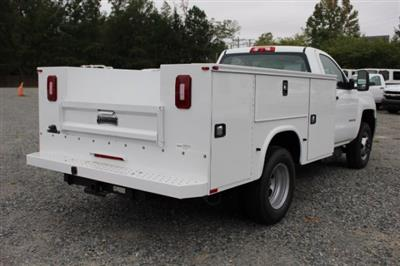 2019 Silverado 3500 Regular Cab DRW 4x2,  Knapheide Standard Service Body #M100394 - photo 2