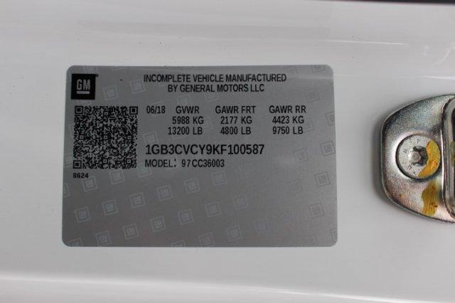 2019 Silverado 3500 Regular Cab DRW 4x2,  Knapheide Standard Service Body #M100587 - photo 18