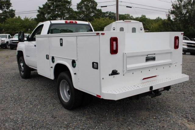 2019 Silverado 3500 Regular Cab DRW 4x2,  Knapheide Service Body #M100587 - photo 5