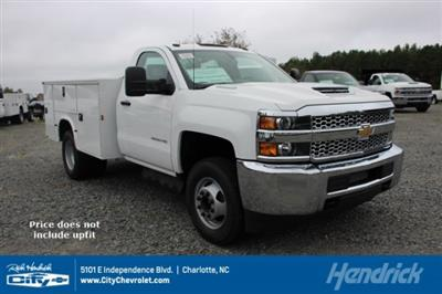 2019 Silverado 3500 Regular Cab DRW 4x2,  Knapheide Standard Service Body #M100587 - photo 1