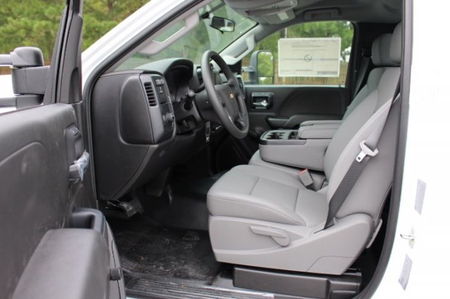 2019 Silverado 3500 Regular Cab DRW 4x2,  Stake Bed #M101164 - photo 7