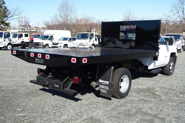 2019 Silverado 3500 Regular Cab DRW 4x2,  Knapheide Platform Body #M101298 - photo 2