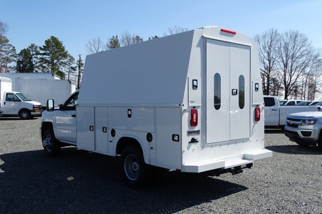 2019 Silverado 3500 Regular Cab DRW 4x2,  Knapheide KUVcc Service Body #M101823 - photo 5
