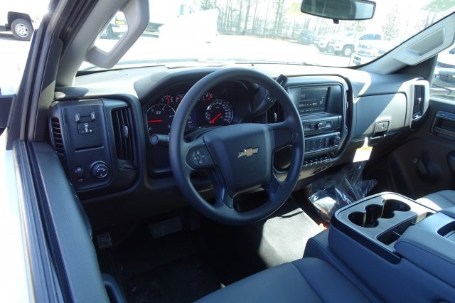 2019 Silverado 3500 Regular Cab DRW 4x2,  Knapheide KUVcc Service Body #M101823 - photo 9
