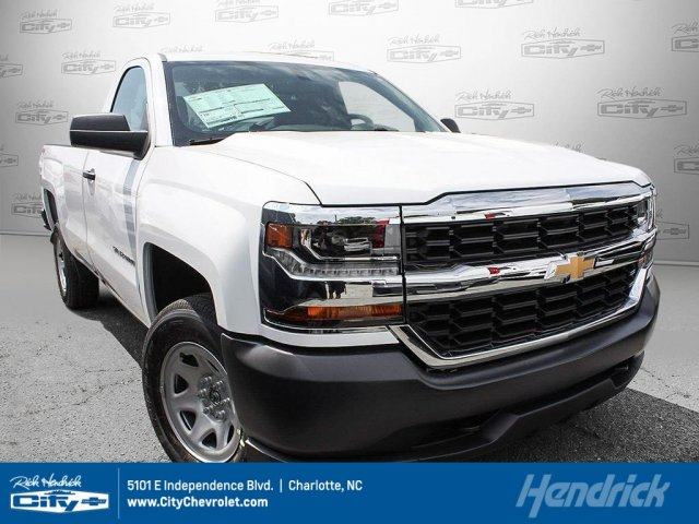 2018 Silverado 1500 Regular Cab 4x4 Pickup #M103493 - photo 1