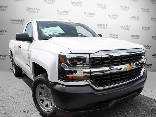 2018 Silverado 1500 Regular Cab 4x4 Pickup #M103493 - photo 3