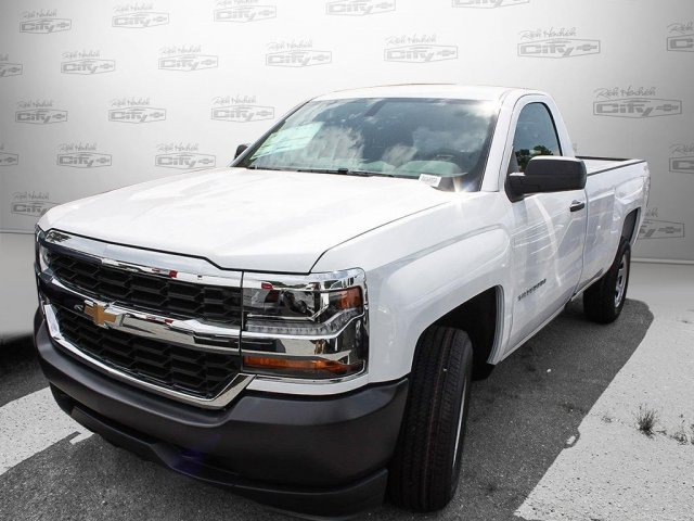 2018 Silverado 1500 Regular Cab 4x4 Pickup #M103493 - photo 9
