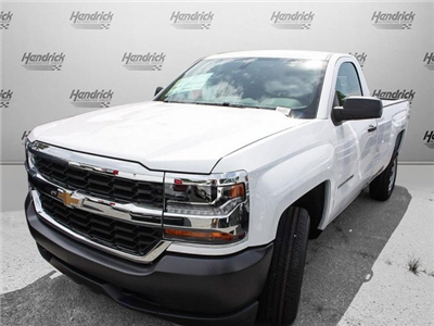 2018 Silverado 1500 Regular Cab 4x4 Pickup #M103493 - photo 4
