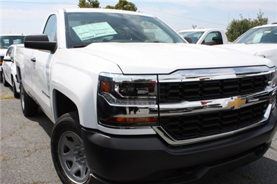 2018 Silverado 1500 Regular Cab 4x4 Pickup #M103493 - photo 8
