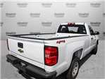 2018 Silverado 1500 Regular Cab 4x4 Pickup #M103493 - photo 2