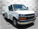 2017 Express 4500,  Service Utility Van #M104870 - photo 3