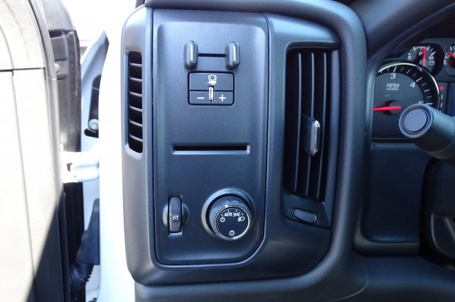 2018 Silverado 3500 Regular Cab DRW 4x2,  Freedom Workhorse Platform Body #M105762 - photo 12
