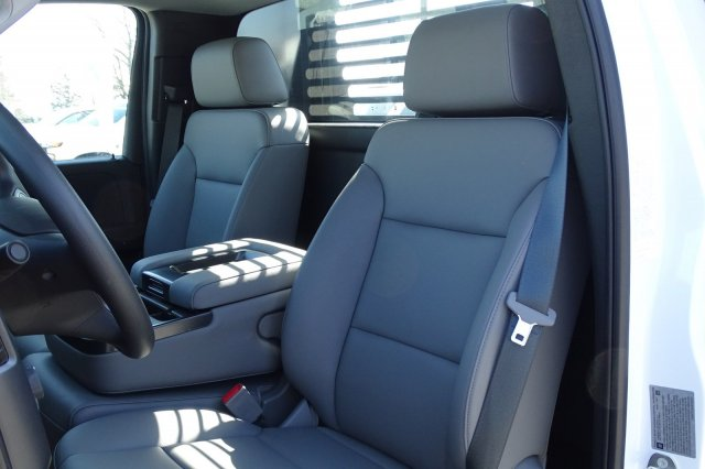 2018 Silverado 3500 Regular Cab DRW 4x2,  Freedom Workhorse Platform Body #M105762 - photo 18