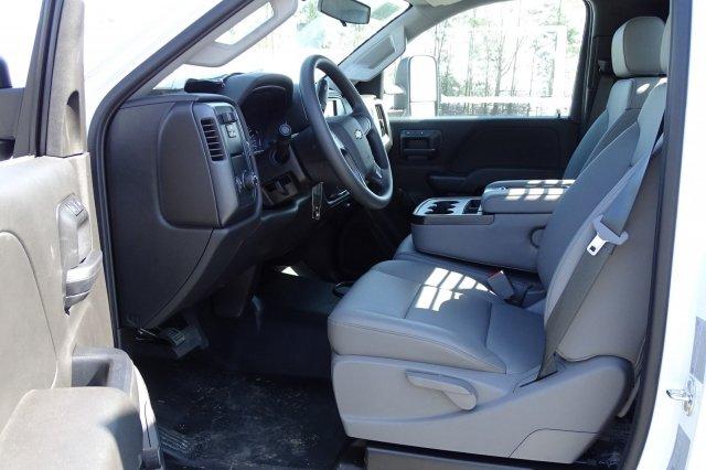 2018 Silverado 3500 Regular Cab DRW 4x2,  Freedom Workhorse Platform Body #M105762 - photo 8